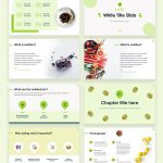 Venu Nutrition & Health Free Presentation Template by Sidecore