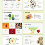 Venu Nutrition & Health Free Presentation Template by Sidecore slideshow 2