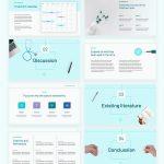 Helse - Plantilla Gratis de Presentación de Informe de Caso Clínico
